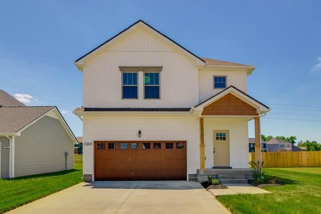 438 Andean Ct, Clarksville, TN 37040 (MLS #RTC2141358) :: Village Real Estate