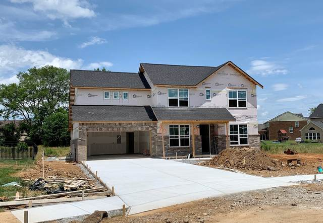 2508 Kingfisher Drive (Lot 52), Murfreesboro, TN 37128 (MLS #RTC2142193) :: Team Wilson Real Estate Partners