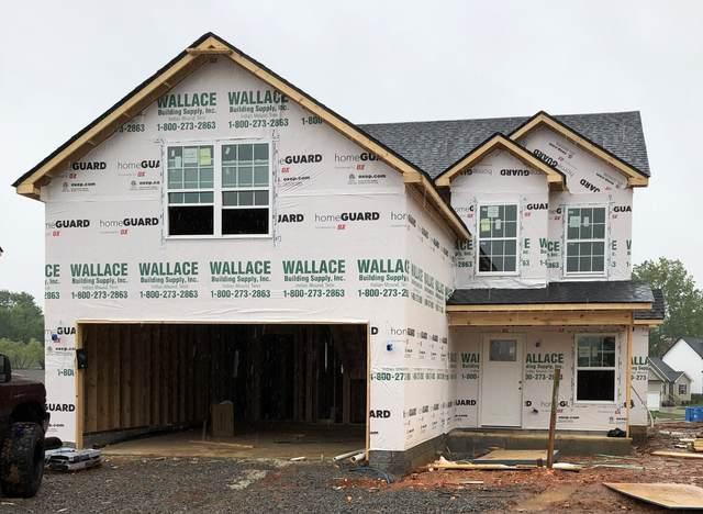 62 Chestnut Hills, Clarksville, TN 37042 (MLS #RTC2143737) :: Village Real Estate