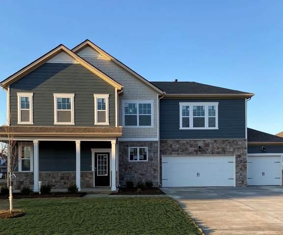 1150 Black Oak Drive #253, Murfreesboro, TN 37128 (MLS #RTC2144537) :: Exit Realty Music City
