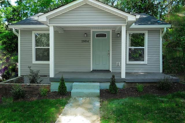 1804 Hughes St, Nashville, TN 37208 (MLS #RTC2144579) :: Ashley Claire Real Estate - Benchmark Realty