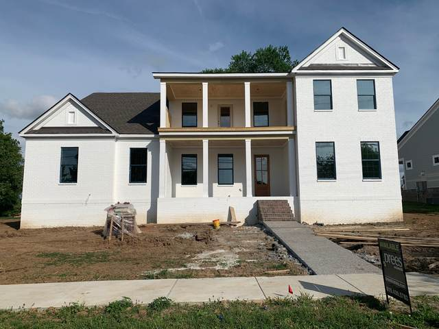 1042 Carlisle Lane #20, Franklin, TN 37064 (MLS #RTC2145630) :: Nashville on the Move