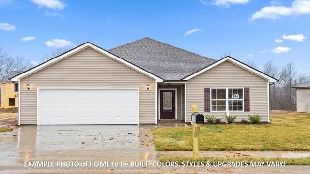 403 Liberty Park, Clarksville, TN 37042 (MLS #RTC2147978) :: Cory Real Estate Services