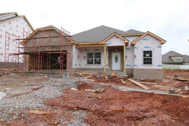 258 The Groves At Hearthstone, Clarksville, TN 37040 (MLS #RTC2150219) :: CityLiving Group