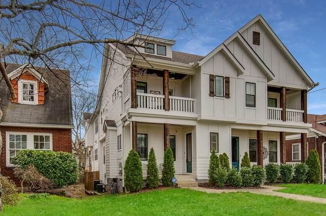 927A Bradford Ave, Nashville, TN 37204 (MLS #RTC2150829) :: Fridrich & Clark Realty, LLC
