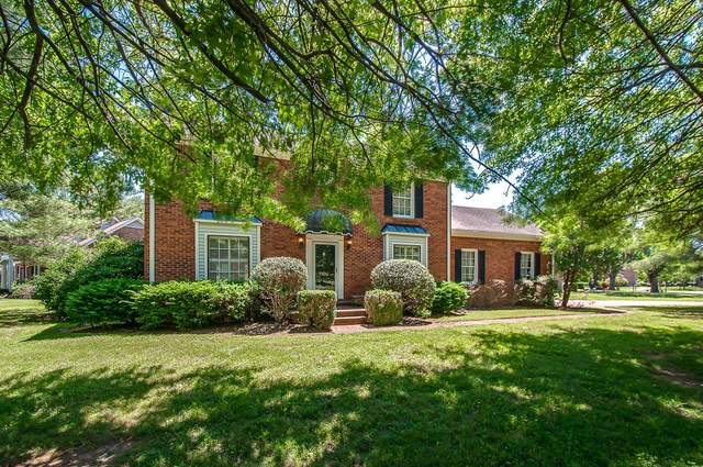 1100 Brandon Drive, Franklin, TN 37064 (MLS #RTC2153259) :: Village Real Estate