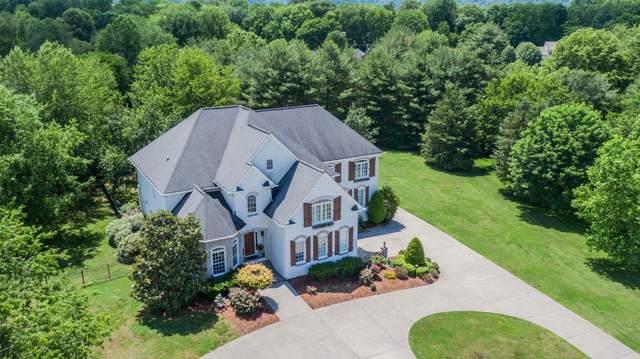 1254 Devens Ct, Brentwood, TN 37027 (MLS #RTC2153896) :: DeSelms Real Estate