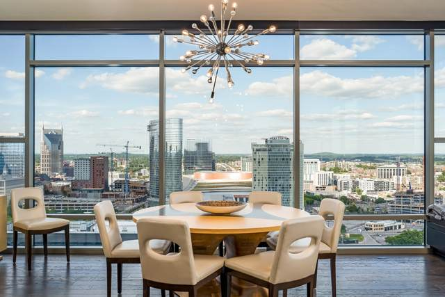 1212 Laurel St #2101, Nashville, TN 37203 (MLS #RTC2158836) :: John Jones Real Estate LLC