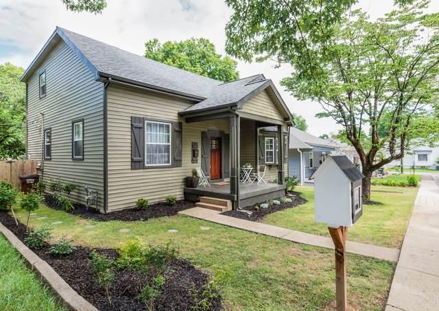 1104 Overton St, Old Hickory, TN 37138 (MLS #RTC2160080) :: Village Real Estate