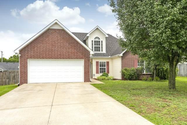 2802 General Maney Ct, La Vergne, TN 37086 (MLS #RTC2165664) :: Village Real Estate