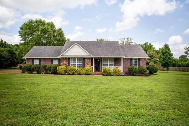 3457 Clegg Dr, Spring Hill, TN 37174 (MLS #RTC2168141) :: Village Real Estate