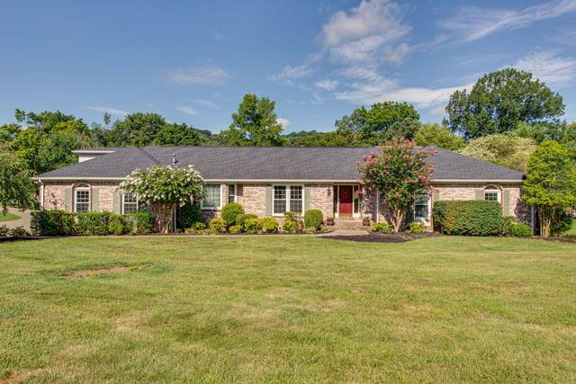 6100 Martingale Ln, Brentwood, TN 37027 (MLS #RTC2171659) :: The Huffaker Group of Keller Williams