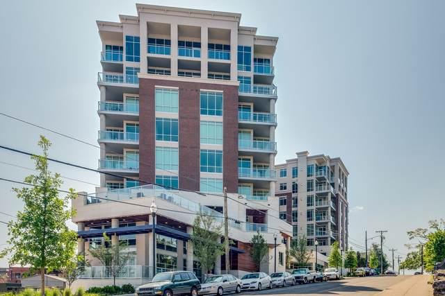 20 Rutledge St #109, Nashville, TN 37210 (MLS #RTC2172466) :: Cory Real Estate Services