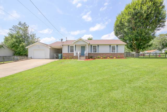 384 Donna Dr, Clarksville, TN 37042 (MLS #RTC2173607) :: Nashville on the Move
