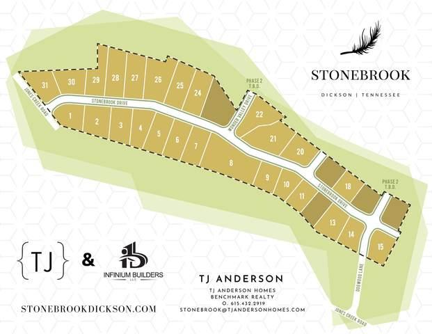 1003 Stonebrook Dr, Dickson, TN 37055 (MLS #RTC2173907) :: Nashville on the Move