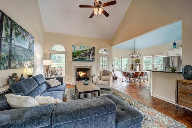 5864 Seven Points Trce, Hermitage, TN 37076 (MLS #RTC2174804) :: Berkshire Hathaway HomeServices Woodmont Realty
