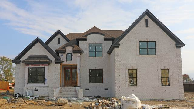 843 Harrisburg Lane, Mount Juliet, TN 37122 (MLS #RTC2176038) :: Village Real Estate