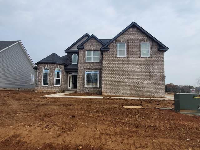 239 Griffey Estates, Clarksville, TN 37042 (MLS #RTC2178262) :: Village Real Estate