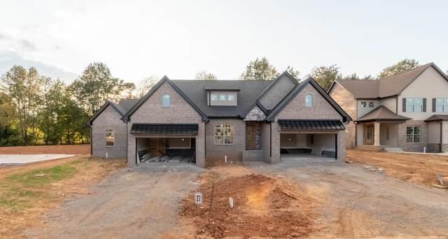 1092 Veridian Drive Unit 27B 27B, Clarksville, TN 37043 (MLS #RTC2179920) :: Village Real Estate