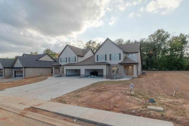 1096 Veridian Drive Unit 28B 28B, Clarksville, TN 37043 (MLS #RTC2179923) :: Christian Black Team