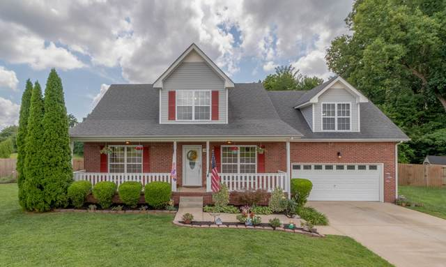708 Claystone Court, Clarksville, TN 37040 (MLS #RTC2180102) :: The Group Campbell