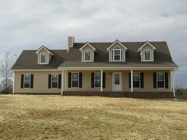 165 Haskins Chapel Rd, Lewisburg, TN 37091 (MLS #RTC2180154) :: The DANIEL Team | Reliant Realty ERA