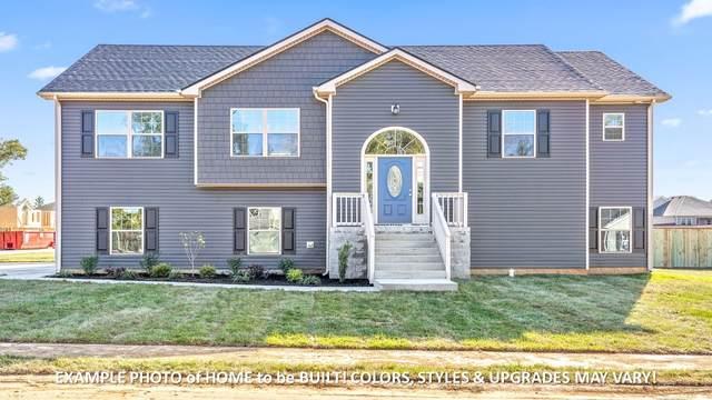 516 Fox Crossing, Clarksville, TN 37040 (MLS #RTC2180183) :: Village Real Estate