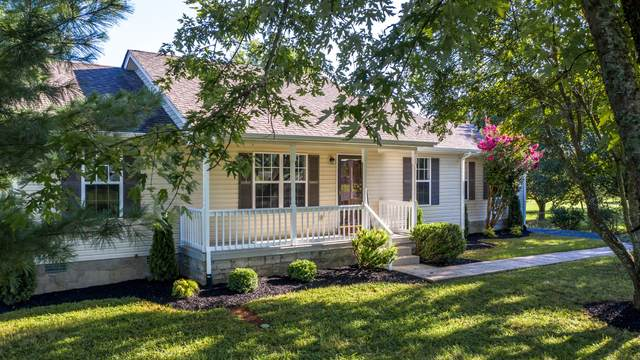 118 Chesapeake Trl, Murfreesboro, TN 37129 (MLS #RTC2182647) :: The Group Campbell