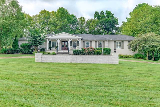 5123 Seward Rd, Brentwood, TN 37027 (MLS #RTC2184122) :: Village Real Estate