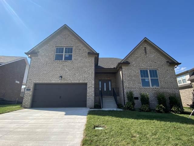 124 Split Rail Ln-Lot 16, Spring Hill, TN 37174 (MLS #RTC2186016) :: RE/MAX Homes And Estates