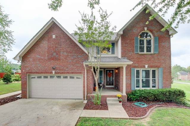 3154 Quincy Ln, Clarksville, TN 37043 (MLS #RTC2186354) :: Village Real Estate