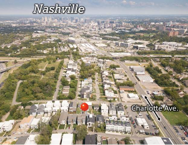 418 36th Avenue N, Nashville, TN 37209 (MLS #RTC2186710) :: The Milam Group at Fridrich & Clark Realty