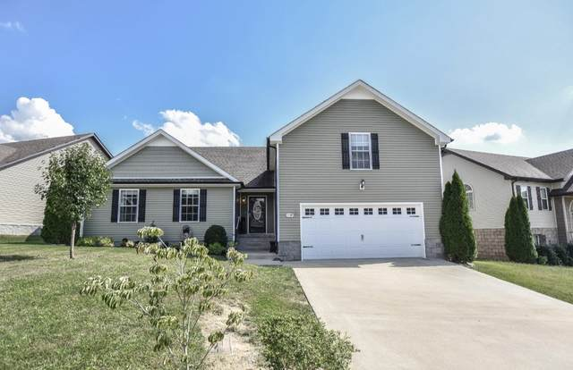 116 Irishman Way, Clarksville, TN 37042 (MLS #RTC2189322) :: Christian Black Team