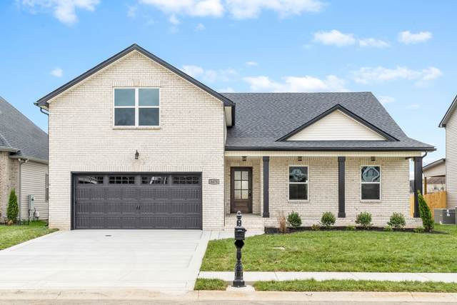 284 Poplar Hills #284, Clarksville, TN 37043 (MLS #RTC2189840) :: Team George Weeks Real Estate