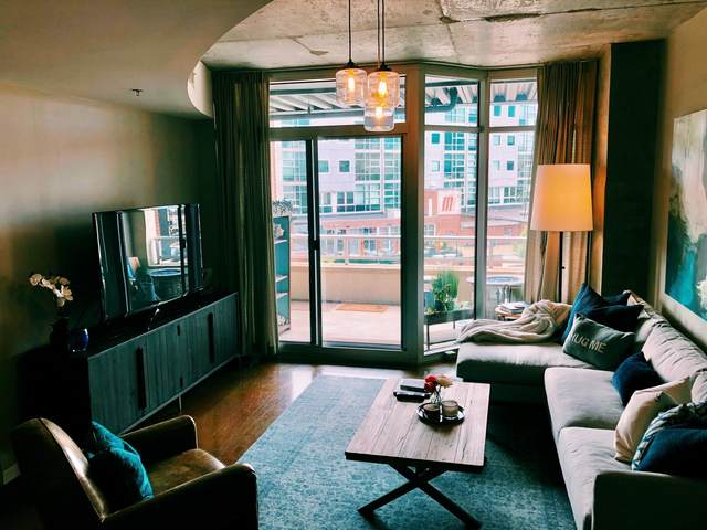 600 12th Ave  S   #431, Nashville, TN 37203 (MLS #RTC2189947) :: RE/MAX Homes And Estates