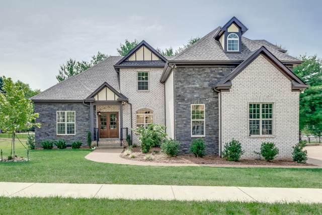 2006 Eagle View Rd, Hendersonville, TN 37075 (MLS #RTC2190693) :: Village Real Estate