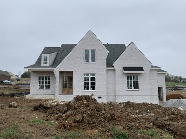 1889 Traditions Circle *Lot 40, Brentwood, TN 37027 (MLS #RTC2191311) :: RE/MAX Homes And Estates