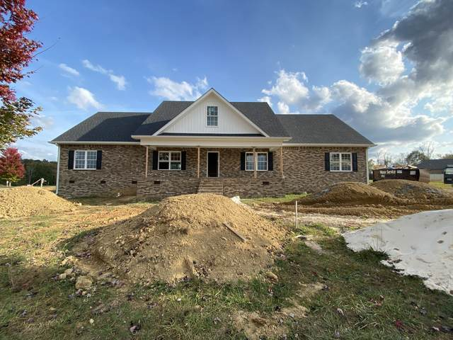 248 Bluegrass Drive, Manchester, TN 37355 (MLS #RTC2191355) :: Kimberly Harris Homes