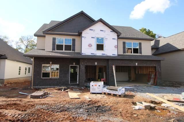 284 Summerfield, Clarksville, TN 37040 (MLS #RTC2192019) :: Village Real Estate