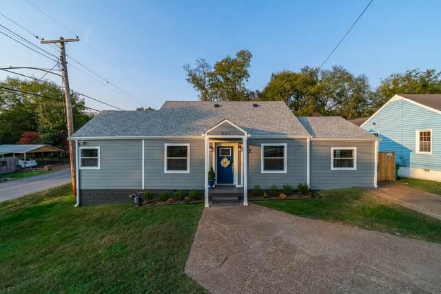 901 Oneida Ave, Nashville, TN 37207 (MLS #RTC2193510) :: Village Real Estate