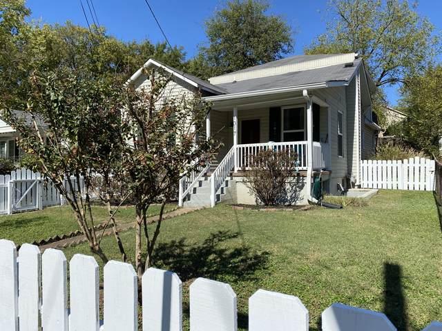 1017 Granada Ave, Nashville, TN 37206 (MLS #RTC2195805) :: Nashville on the Move