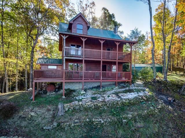 174 Moonshine Bluff, Sparta, TN 38583 (MLS #RTC2203076) :: Village Real Estate