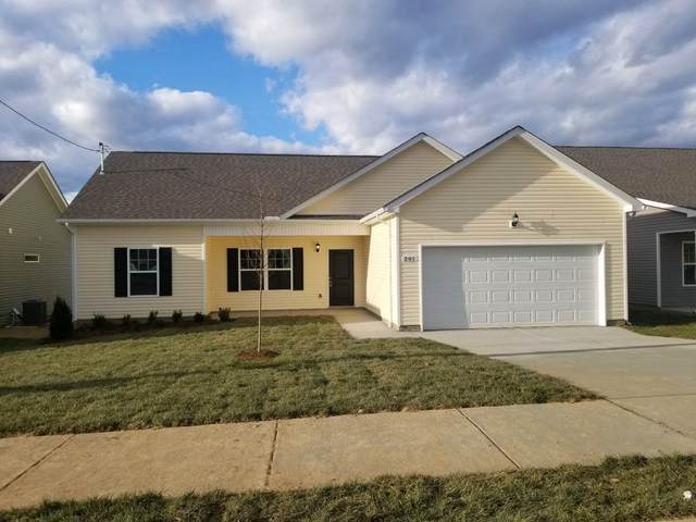 201 Equestrian Way, Shelbyville, TN 37160 (MLS #RTC2203763) :: The Milam Group at Fridrich & Clark Realty