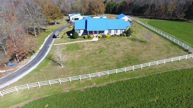 2693 Fairfield Pike, Shelbyville, TN 37160 (MLS #RTC2206275) :: Exit Realty Music City