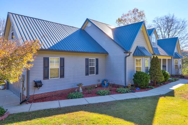 313 Emily Ln, Bell Buckle, TN 37020 (MLS #RTC2207804) :: Exit Realty Music City