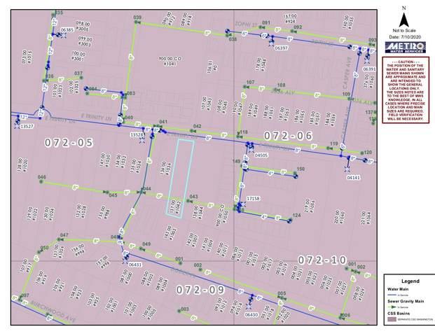 1036 E Trinity Ln, Nashville, TN 37216 (MLS #RTC2210162) :: Nashville on the Move