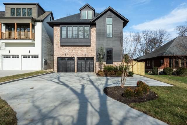 1706A Stokes Ln, Nashville, TN 37215 (MLS #RTC2212822) :: Fridrich & Clark Realty, LLC