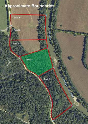 0 Parsons Bend Rd, Columbia, TN 38401 (MLS #RTC2215525) :: Village Real Estate
