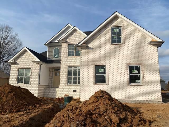 327 Poplar Hill, Clarksville, TN 37043 (MLS #RTC2216519) :: Berkshire Hathaway HomeServices Woodmont Realty
