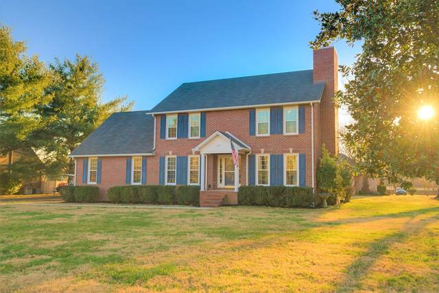 100 Yorktown Drive, Tullahoma, TN 37388 (MLS #RTC2217450) :: Team Wilson Real Estate Partners